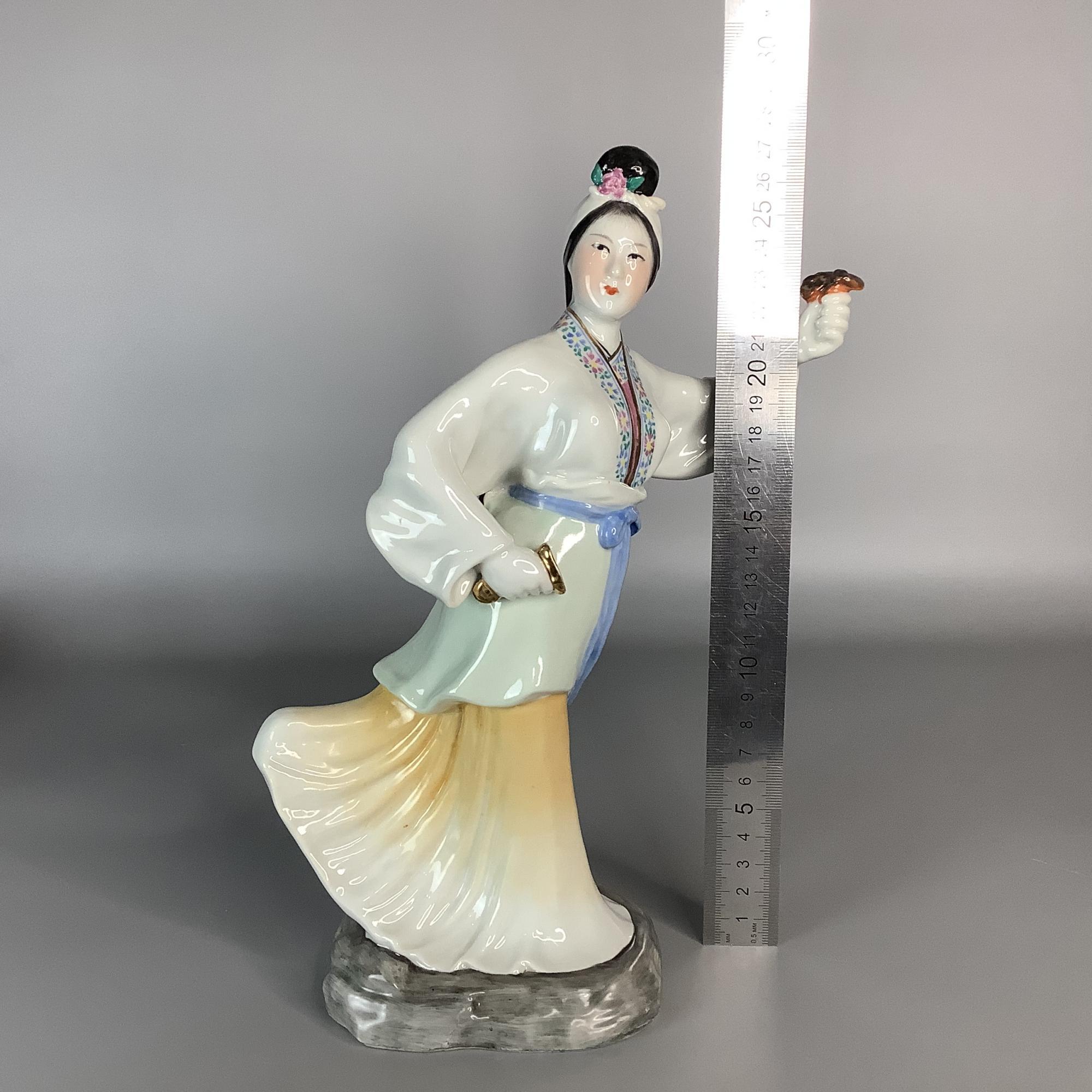 Статуэтка старый Китай
